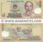 Viet-Nam 10000 Dong 2019 (XH190810xx) UNC