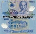 Viet-Nam 20000 Dong 2006 UNC
