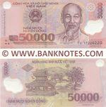 Viet-Nam 50000 Dong 2005 UNC