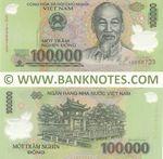 Viet-Nam 100000 Dong 2016 (SB 16922598) UNC
