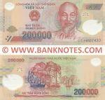 Viet-Nam 200000 Dong 2019 (OG 19788558) AU-UNC