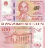 Viet-Nam 100 Dong 2016 (NH00955145) UNC