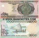Vanuatu 1000 Vatu (2002) (EE308680) UNC