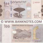 Yemen 100 Rials 2018 (A/99 08856xx) UNC